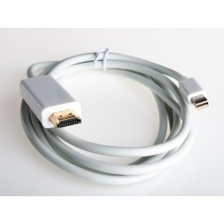 Mini Display Port na HDMI kabel 1.8m