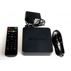 Android Smart MXQ-4K TV Box