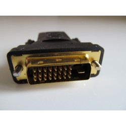 DVI-D (M) na HDMI (Ž) adapter