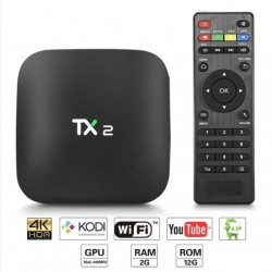 Android box TX2 2GB RAM