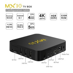 Android smart box MX10