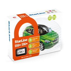 StarLine E66 BT ECO alarm