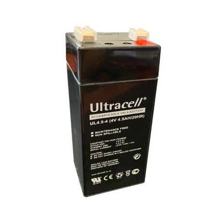 ULTRACELL Akumulator 4.5Ah/4V