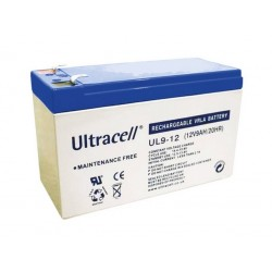 ULTRACELL Akumulator 9Ah/12V