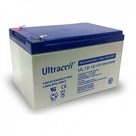 ULTRACELL Akumulator 12Ah/12V