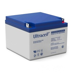 ULTRACELL Akumulator 26Ah/12V