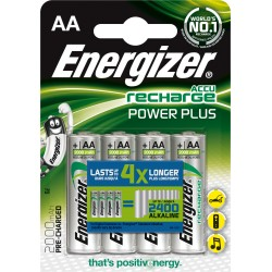energizer® recharge® power plus AA-HR6